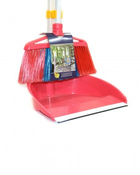 Behroob dustpan handled set